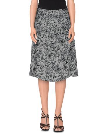 Homma Knee Length Skirts