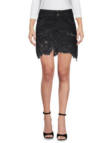 Bad Spirit Denim Skirts