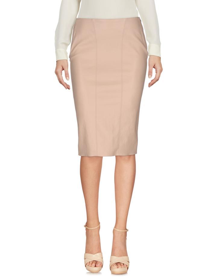 Aphero Knee Length Skirts
