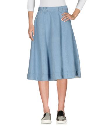 Levi's Vintage Clothing Denim Skirts