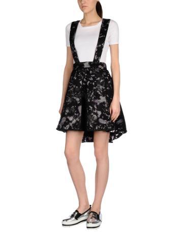 Mangano Overall Skirts