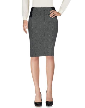 Cl  Knee Length Skirts