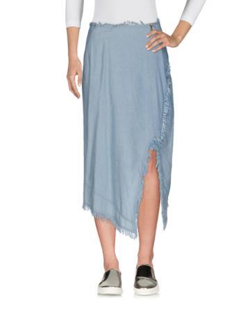 Ungaro Fever Denim Skirts