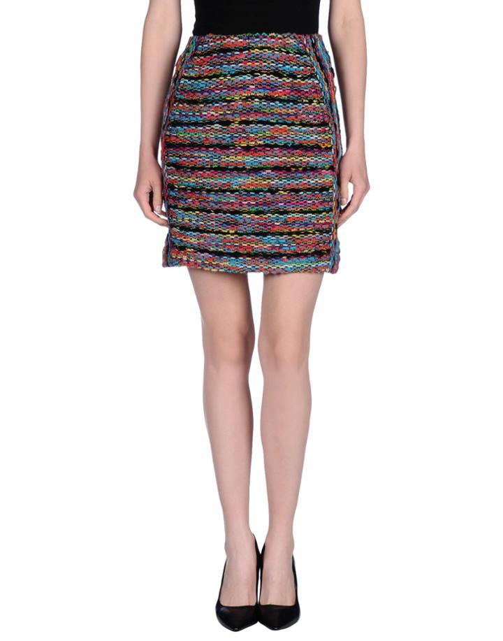 Coohem Knee Length Skirts