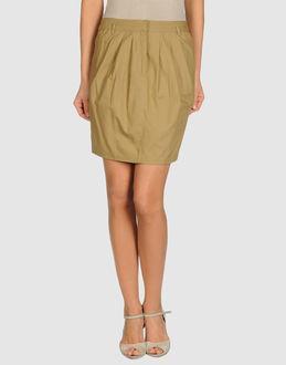 Les Prairies De Paris Knee Length Skirts