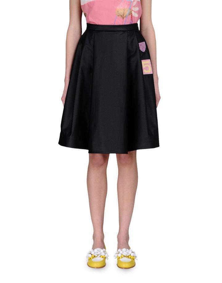 Kittima Knee Length Skirts