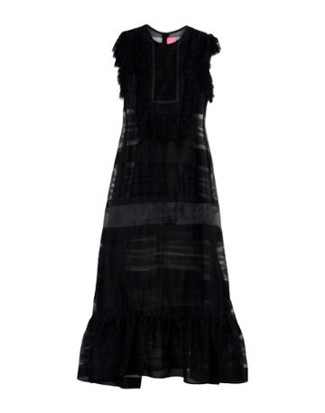 Miau By Clara Rotescu Long Dresses