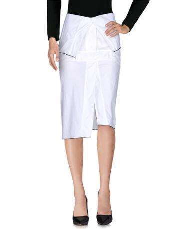 Haal Knee Length Skirts