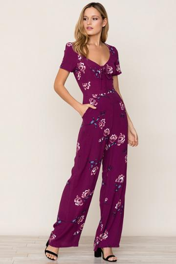 Yumikim Now Or Never Jumpsuit