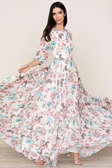 Yumikim Woodstock Maxi Dress
