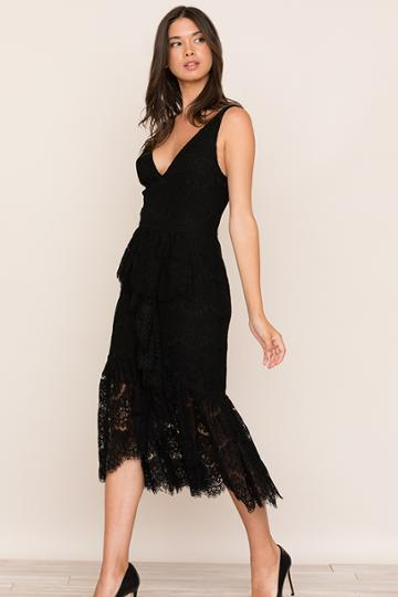 Yumikim La Vida Lace Dress
