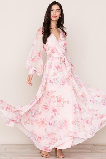 Yumikim Giselle Maxi Dress