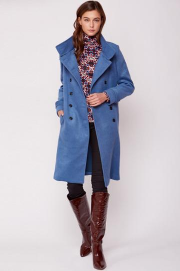 Yumikim London Knights Coat