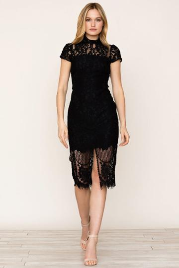 Yumikim Debutante Lace Dress