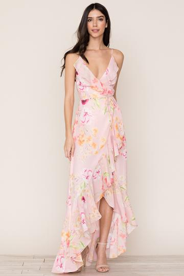 Yumikim Meadow Maxi Dress