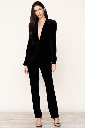 Yumikim Trail Blazer Velvet Jacket