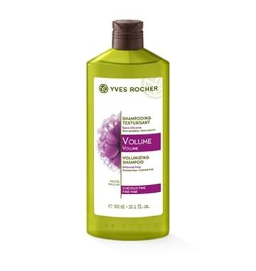 Yves Rocher Volumizing Shampoo