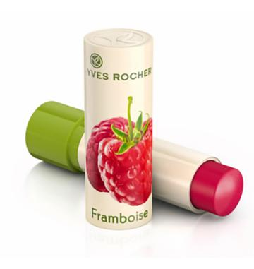 Yves Rocher Nourishing Lip Balm - Raspberry