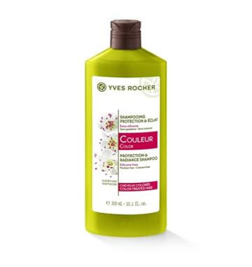 Yves Rocher Protection & Radiance Shampoo - Color