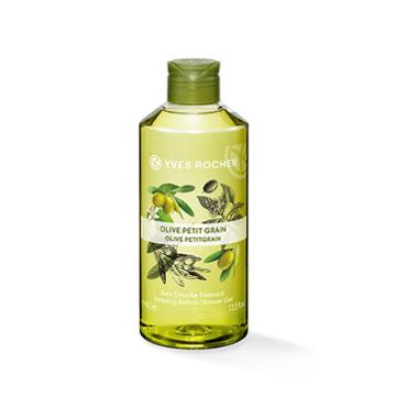 Yves Rocher Relaxing Bath & Shower Gel - Olive Petitgrain