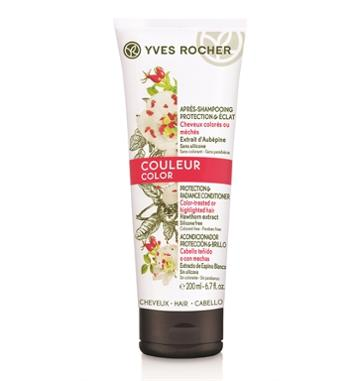 Yves Rocher Protection & Radiance Conditioner - Color