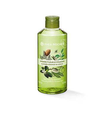 Yves Rocher Relaxing Bath & Shower Gel - Almond Orange Blossom