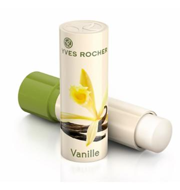 Yves Rocher Nourishing Lip Balm - Vanilla