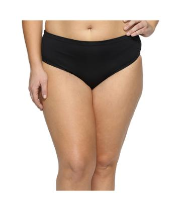 Becca By Rebecca Virtue - Plus Size Black Beauties Hipster Bottoms