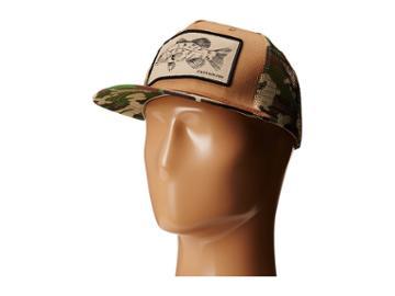 Captain Fin - Fish Sauce Trucker Hat