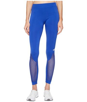 Adidas By Stella Mccartney - The Seamless Mesh Tights S97519