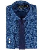Lauren Ralph Lauren - Slim Fit Non Iron Floral Dress Shirt