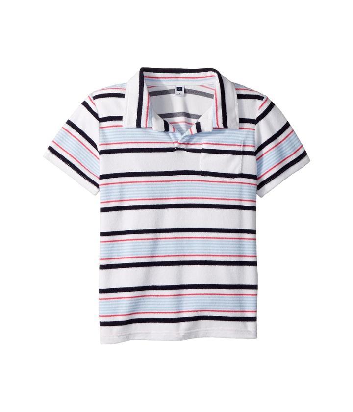 Janie And Jack - Terry Polo Shirt
