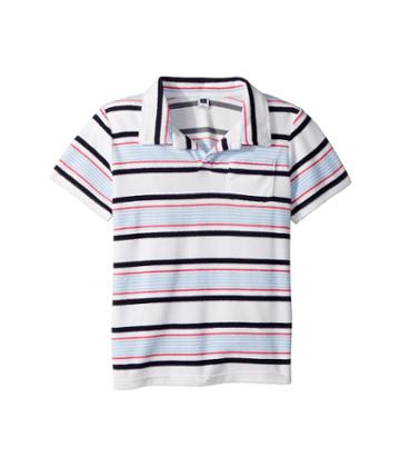 Janie And Jack - Terry Polo Shirt