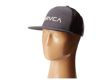 Rvca - Lock Up Trucker Hat