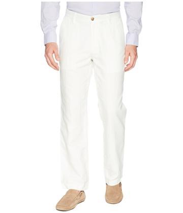 Nautica - Classic Fit Linen Pants
