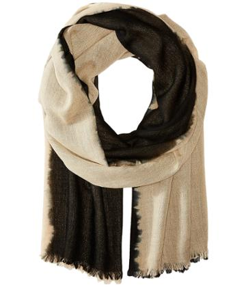 Love Quotes - Travel Weight Cashmere Dip-dye Wrap Scarf