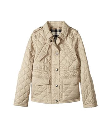 Burberry Kids - Neals Quilted Jacket