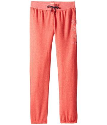 Roxy Kids - Fleece Pants W/ Roxy Logo