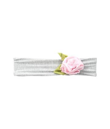 Mud Pie - Hot Pink Flower Headwrap
