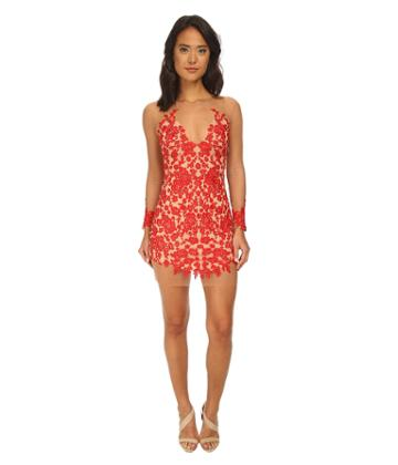 For Love And Lemons - Luau Mini Dress