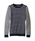 Toobydoo - Paris Stripe Sweater