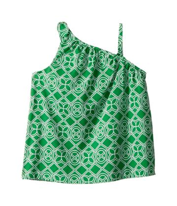 Janie And Jack - One Shoulder Woven Top