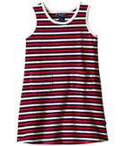 Toobydoo - Tank Dress Navy/red/white Stripe