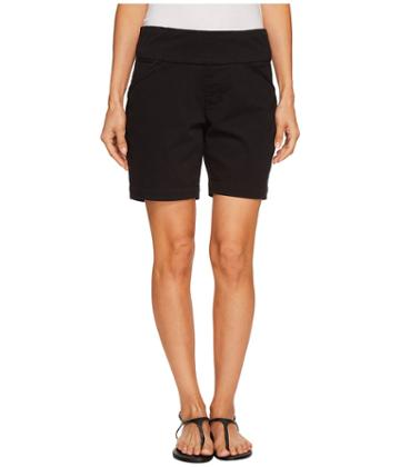 Jag Jeans Petite - Petite Ainsley 7 Pull-on Shorts In Divine Twill