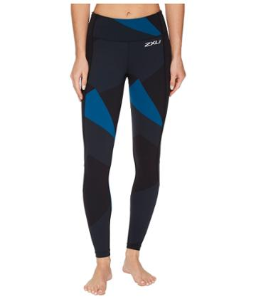 2xu - Fitness Compression Tights W/ Storage