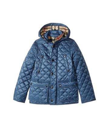 Burberry Kids - Charlie Quilted Jacket