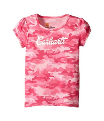 Carhartt Kids - Camo Tee