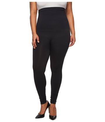 Spanx - Plus Size High-waisted Look At Me Now Leggings