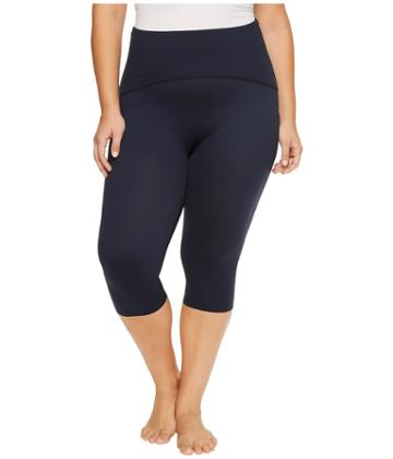 Spanx - Plus Size Active Compression Knee Pants
