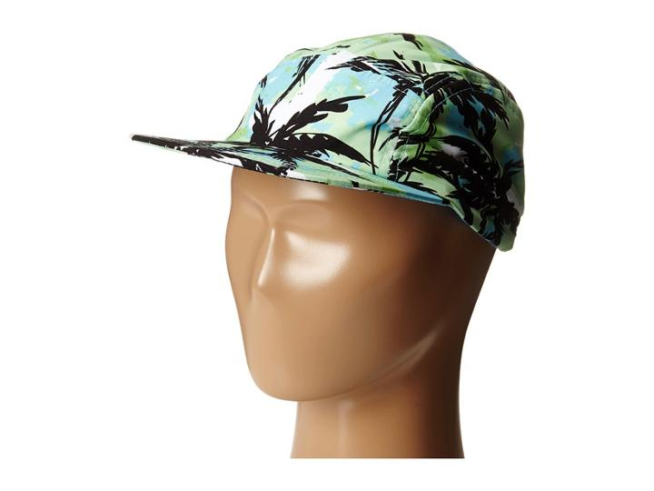 San Diego Hat Company Kids - Ctk3440 Tropical Trucker Hat